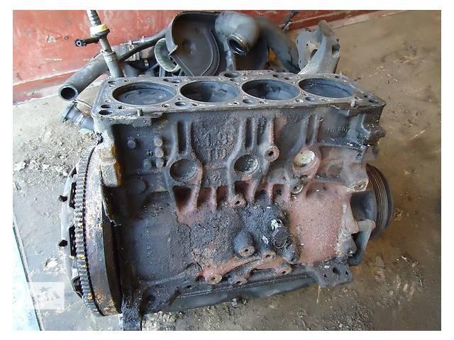 купить бу Детали двигателя Блок двигателя Volkswagen Golf IV 1.9 TDi в Ужгороде
