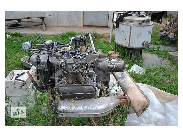 бу Детали двигателя Блок двигателя Volkswagen T2 (Transporter) 1.9 D в Ужгороде