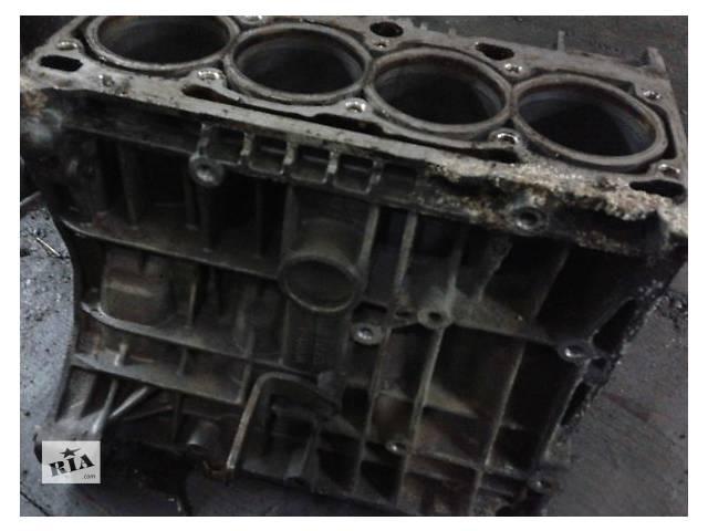бу Детали двигателя Блок двигателя Volkswagen Touran 1.6 в Ужгороде