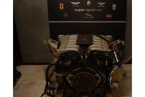 Двигатели Aston Martin DB9