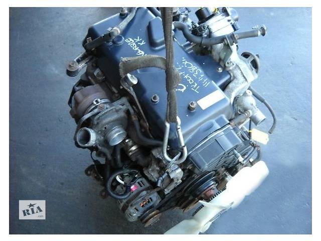 купить бу Детали двигателя Двигатель Isuzu Trooper 3.0 в Ужгороде