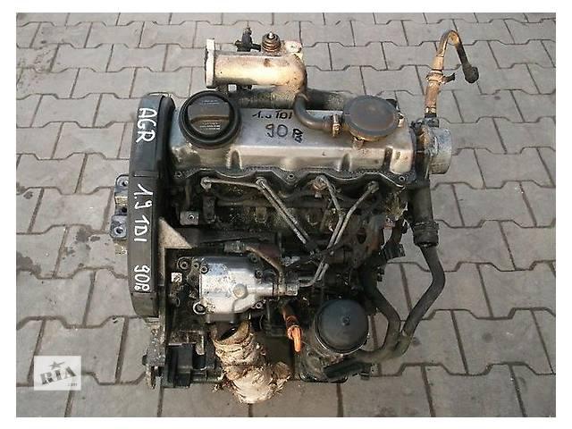 купить бу Детали двигателя Двигатель Volkswagen Polo 1.9 TDi в Ужгороде