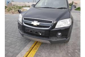 Бамперы передние Chevrolet Captiva