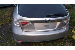 Бамперы задние Subaru Impreza