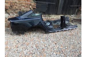Пороги Audi A6
