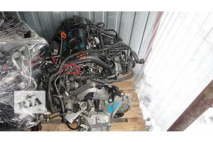Двигатели Skoda Yeti