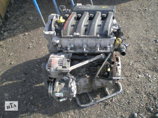 бу Детали двигателя Двигатель Renault Kangoo 1.5 дизель 1.6 бензин в Ковеле