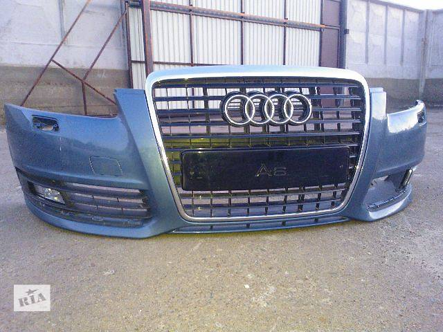 бу Детали кузова Бампер передний Легковой Audi A6 в Костополе