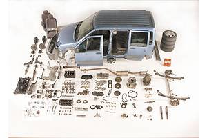 Части автомобиля Ford Transit Connect