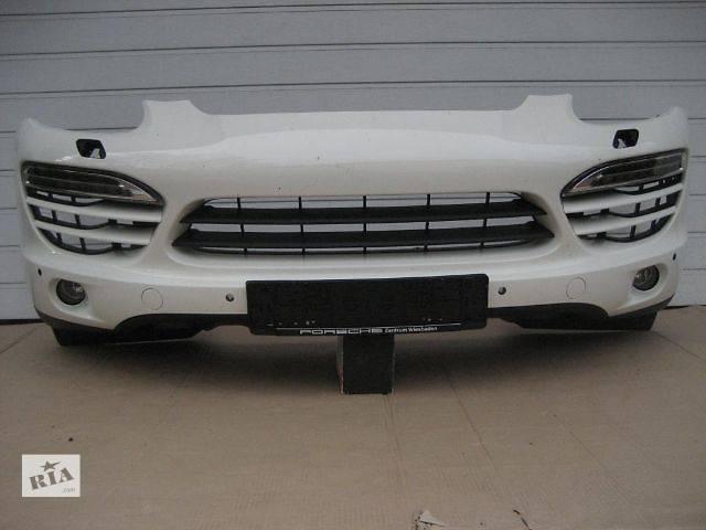 Детали кузова Легковой Porsche Cayenne 2012- объявление о продаже  в Киеве