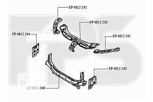 Новые Панели передние Mitsubishi Outlander XL