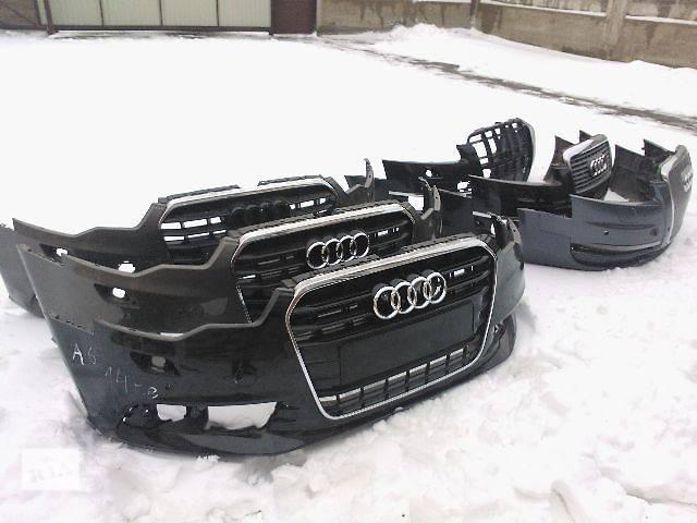 бу Детали кузова Усилитель заднего/переднего бампера Легковой Audi A6 в Костополе