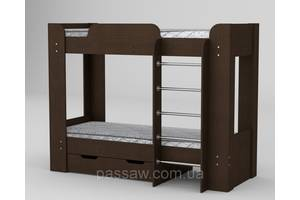 Нові Двоярусні дитячі ліжка Компанит