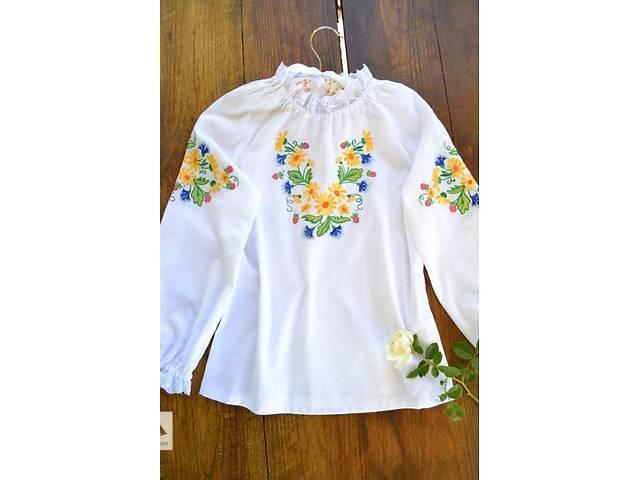 бу Детская вышиванка для девочки №7 в Ровно