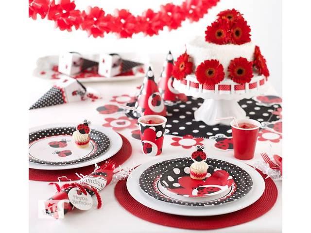 бу Детская красочная одноразовая посуда из Германии в Нежине