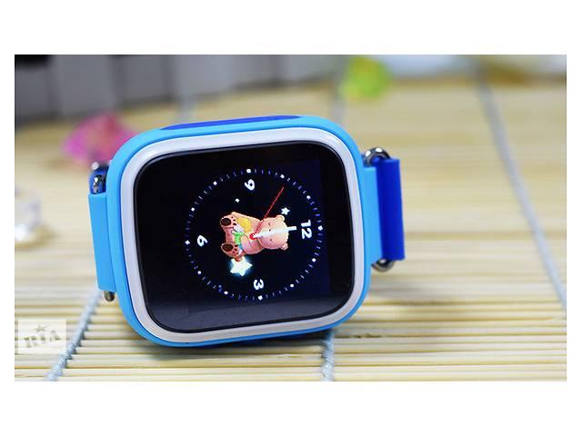 Дитячі годинники оновлені Q50 Q60 Q80 Годинник-телефон для дитини!GPS трек c21b2cbdb9ba5