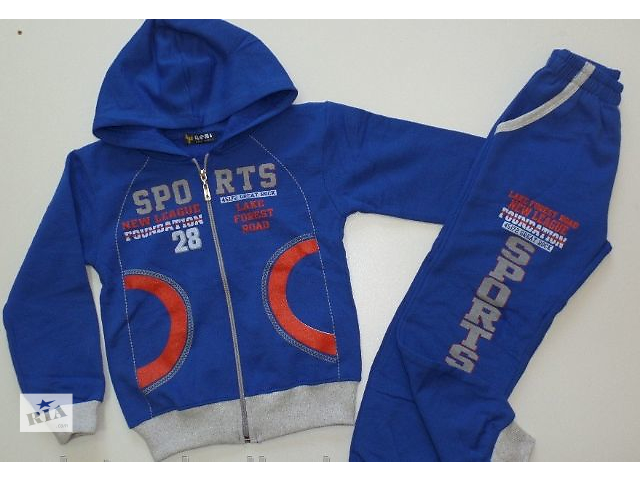 bb38e4a6388978 бу Дитячі теплі спортивні костюми для хлопчиків зростання 122,128,134  Туреччина в Україні