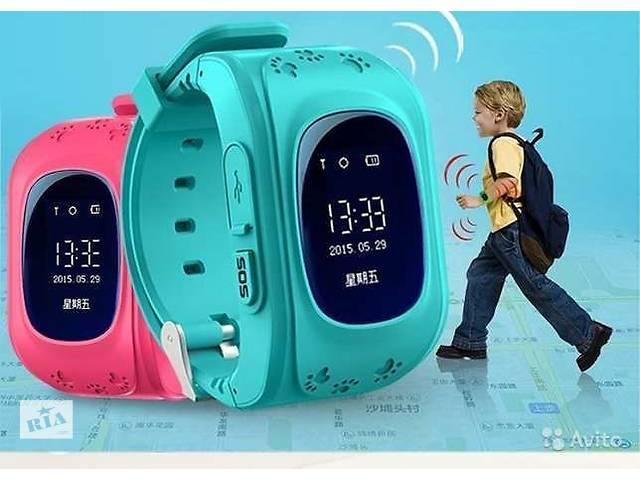 продам Детские умные часы с GPS+прослушка. бу в Харькове