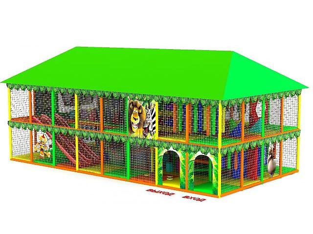 продам Детские игровые лабиринты бу в Днепре (Днепропетровск)