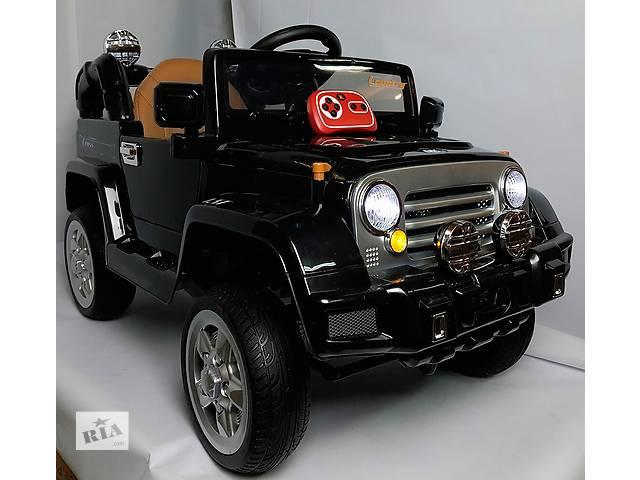 бу Детский электромобиль Джип JJ 245 кожа в Львове