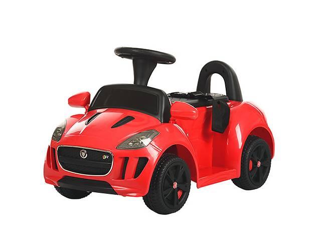 купить бу Детский электромобиль Jaguar M 3164 BR-3: 2.4G, 20W, 6V - КРАСНЫЙ в Киеве