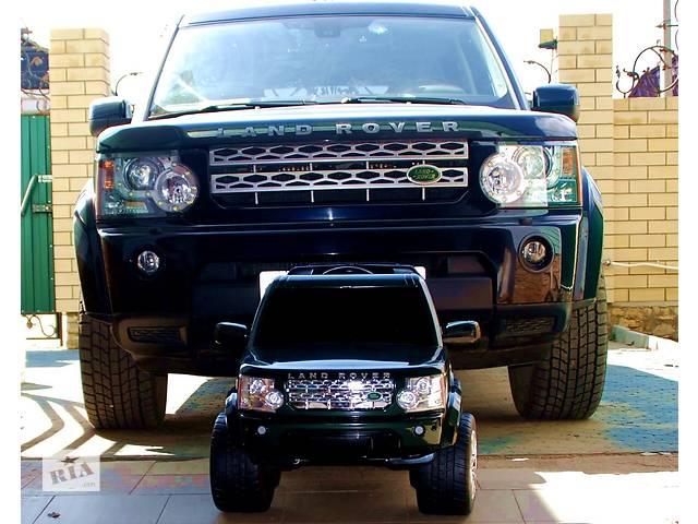 продам  >>> Детский электромобиль Range Rover 6628 (3153)  бу в Днепре (Днепропетровск)