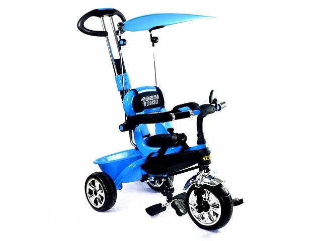 купить бу Детский трехколесный велосипед TILLY COMBI TRIKE в Харькове