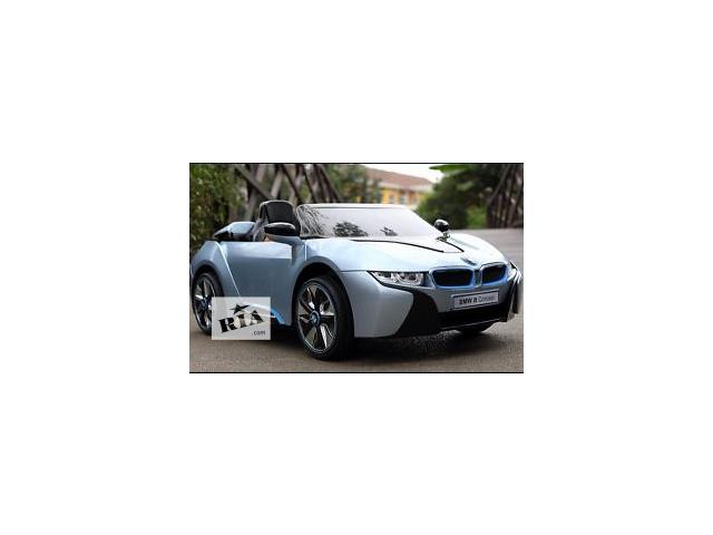 Детский электромобиль JE 168 R-1 BMW  с подсветкой корпуса- объявление о продаже  в Днепре (Днепропетровск)