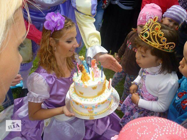 Детский праздник, Аниматоры Борисполь- объявление о продаже  в Борисполе