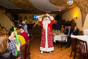 Дед Мороз и Снегурочка на корпоратив в Виннице