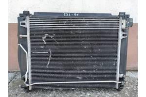 Dodge Grand Caravan Voyager 2011 - радиатор диффузор 3.6 комплект
