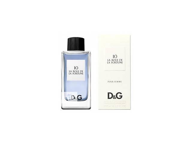 бу Dolce & Gabbana 10 La Roue de la Fortune (унисекс) в Киеве