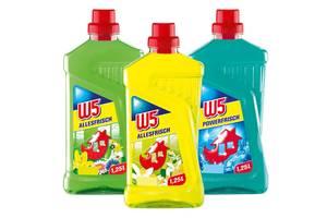Средства для мытья пола W5