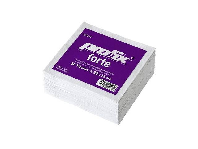 купить бу Салфетки промышленные TEMCA Profix Forte, 30х33см, 50 листов в Киеве