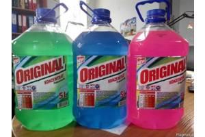 Жидкие средства для стирки Orbitol