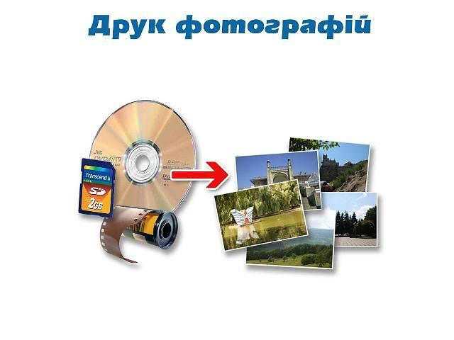 бу Печать фотографий через интернет в Хмельницком
