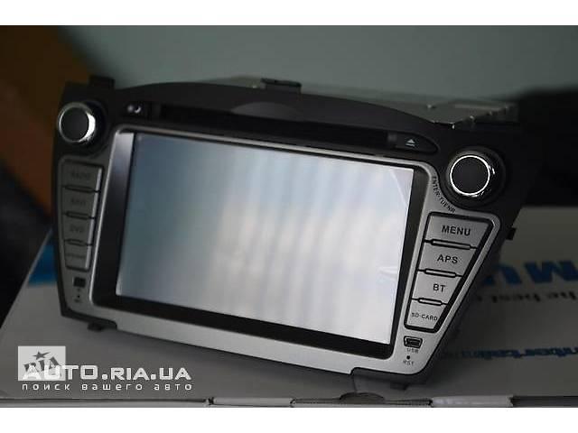 купить бу DVD/TV для Hyundai IX35 в Харькове