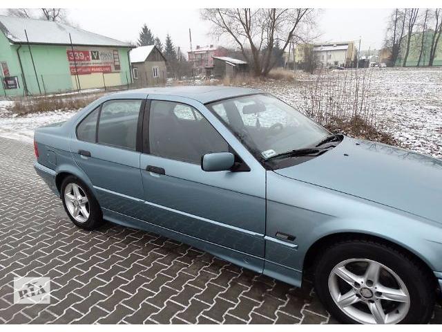купить бу Дверь передняя для BMW 325 1996 в Львове