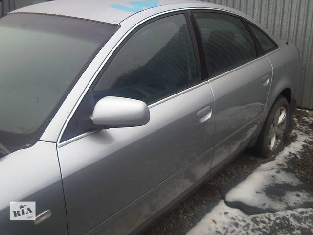 купить бу  Дверь передняя для легкового авто Audi A6 в Ужгороде