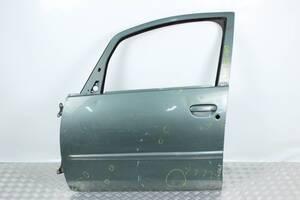 Дверь передняя левая 5D Mitsubishi Colt (Z30) 2004-2008 MN161883 (715) зеленая