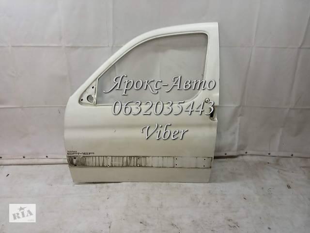 Дверь передняя левая  CITROEN Berlingo (M59) Peugeot Partner 03-08- объявление о продаже  в Харкові