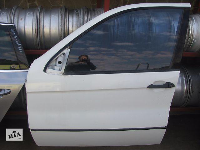 бу дверь передняя левая для BMW X5, 2003 в Львове