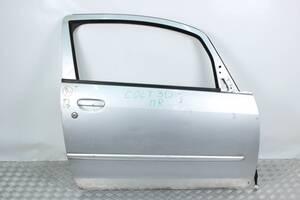 Дверь передняя правая 3D Mitsubishi Colt (Z30) 2004-2008 MN161888 (2483) серебро