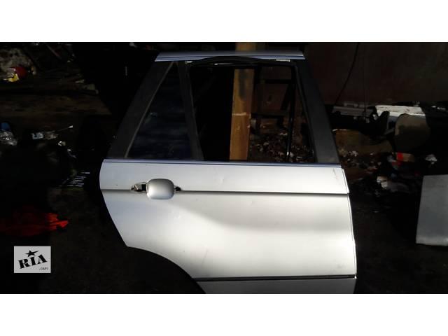 купить бу  Дверь задняя для легкового авто BMW X5 в Запорожье