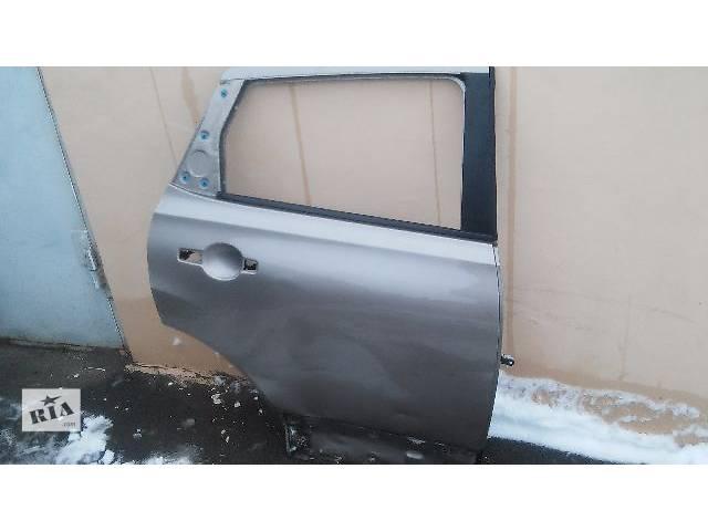продам Дверь задняя для легкового авто Nissan Qashqai бу в Киеве