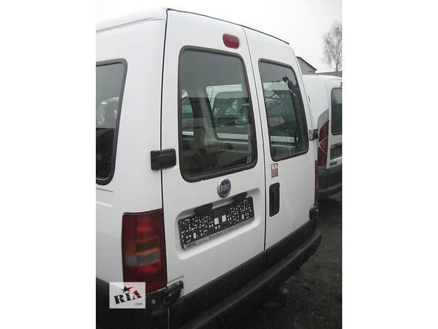 бу  Дверь задняя для минивена Fiat Scudo в Ровно