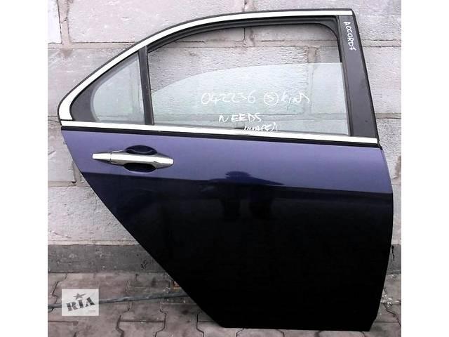 бу Дверь задняя для седана Honda Accord в Ровно