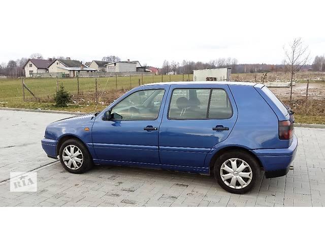 купить бу Дверь задняя для Volkswagen Golf III хетчбек в Львове