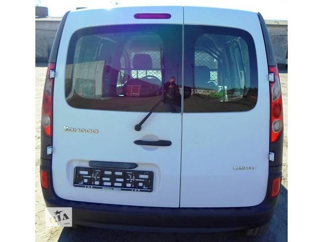 купить бу Дверь задняя Двері задні на Кенго Кангу Renault Kangoo 2008-2014г. в Ровно