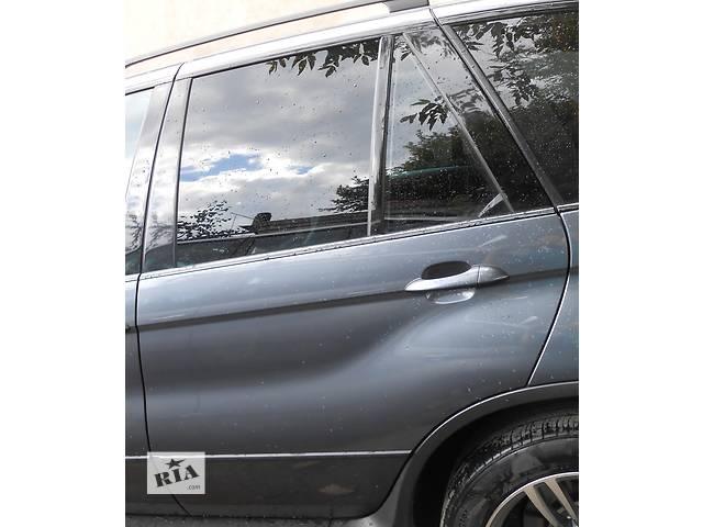 бу Двері задня ліва і права BMW X5 БМВ Х5 1999 - 2006 в Ровно